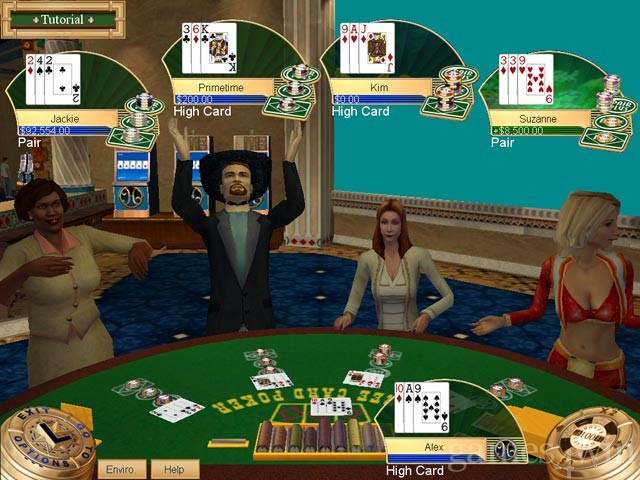 Find Out More About 3D Casino Games