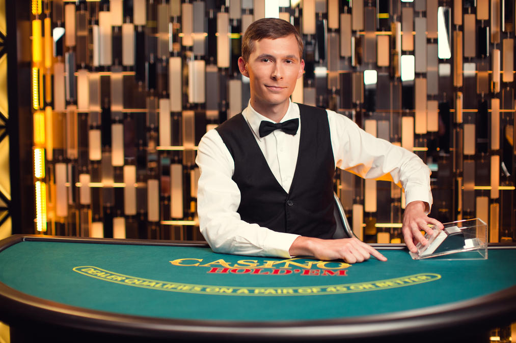 Tips on Live Casino Poker Games