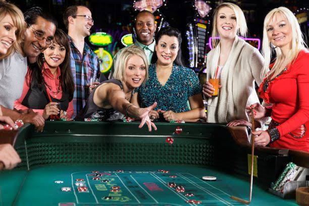 Playing in a Casino 2