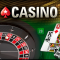 Odds at an online casino
