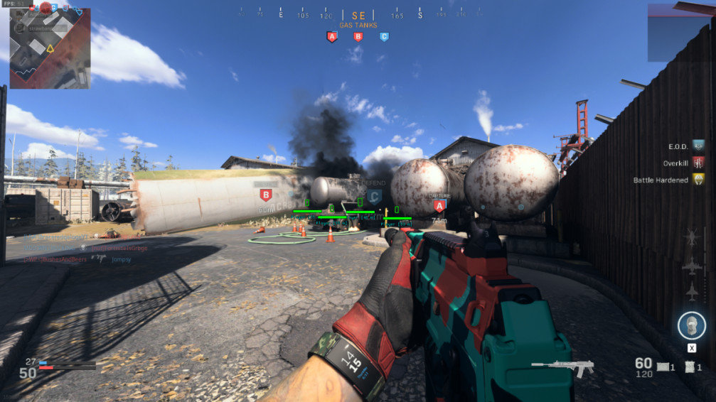 Learn To Use Weapons Using Quality Warzone Aimbot On The Internet